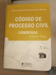 CPC Comentado. Última edição. Novo. Daniel Amorim Assumpção Neves.