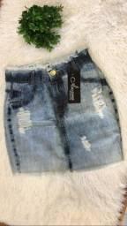 Título do anúncio: Saia Jeans New Mark