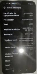 Huwei Honor v20 6 ram 128 memória