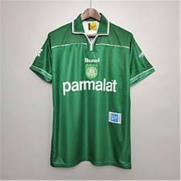 Camisa Palmeiras retrô libertadores 99