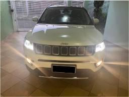 Título do anúncio: Jeep Compass Limited 2017/2018 FLEX