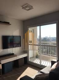 Título do anúncio: Apartamento 60m² com 2 dorms. sendo 1 suíte, 2 banheiros, 2 vagas de garagem à venda no Ja