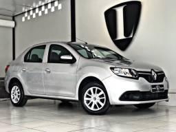 Título do anúncio: Renault Logan 1.0 2020