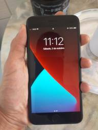 Título do anúncio: Vendo IPHONE 8 plus ou troco poco x3 pro!!