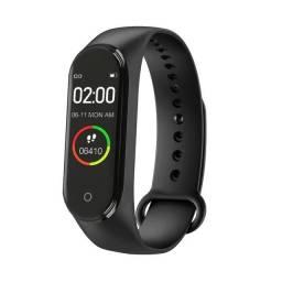 Smartwatch M4 whatsapp,saude e muito mais