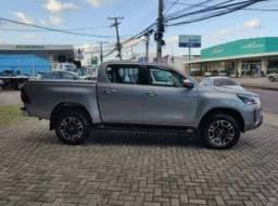 Título do anúncio: Vendo esse Toyota Hilux