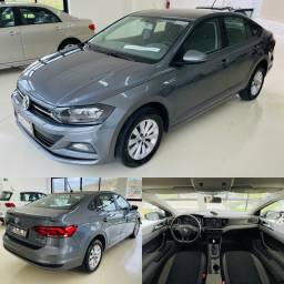 Título do anúncio: VW - Virtus, com 16800KM somente, 18/18 AUT TURBO!!