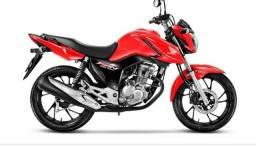 Título do anúncio: Vendo Honda fan 160 esdi zero km retirar na loja