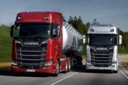 Título do anúncio: Scania 2018 Nova Faço Parcelamento Entrada E Parcelas a Combinar Sem burocracia