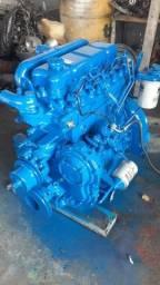 Título do anúncio: Vendo motor perkins 4 cilindo Diesel todo revisado