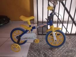 Título do anúncio: Vendo bicicleta semi-novo por 120