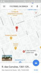 Terreno escriturado com IPTU pago em Sao Gabriel do Oeste