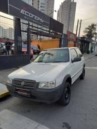 Título do anúncio: Fiat uno mille 2012