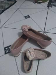 Vendo sapatilha mãe e filha