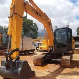 Escavadeira Hyundai 140LC *Entrada de 15.000,00