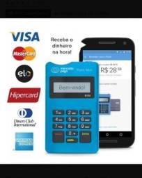 Título do anúncio: Maquininha Point Mini - A Máquina De Cartão Do Mercado Pago