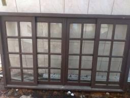 Grades para janelas e Janelas