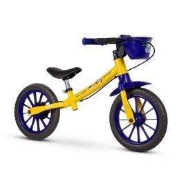 Título do anúncio: Bicicleta Aro 12 Balance Equilíbrio Show Da Luna Sem Pedal - Nova