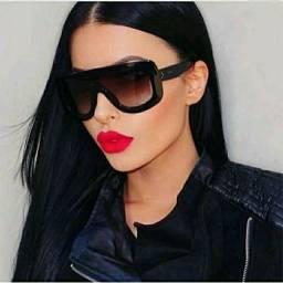 Óculos de sol elegante unisex