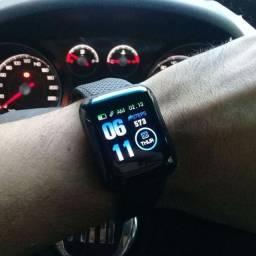 Smartwatch modelo D13 modelo coloca foto