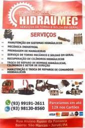 Título do anúncio: Hidraumec serviços ?