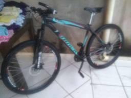 Vendo bicicleta aro 29 freio a disco