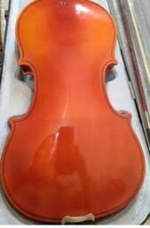 Título do anúncio: Violino novo nunca usado completo