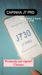 Capinha Sansung J7 Pro