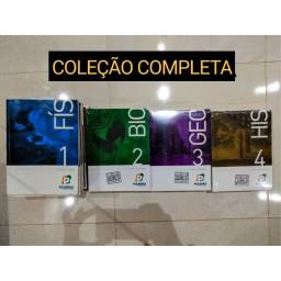 Livros e Apostilas Poliedro + Revisão Elite completos 2020 - Medicina