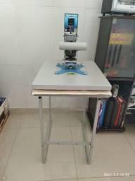 Prensa plana maquinatec 40x50