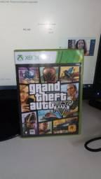 Grand Theft Auto V Standard Edition Físico Xbox 360 Rockstar Games