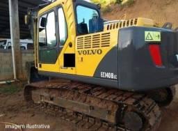 Título do anúncio: Escavadeira hidráulica EC140