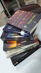 Super kit 6 livros ficção + brinde ? imperdível