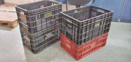 Título do anúncio: Kit 04 caixas de feira