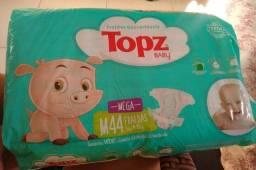 Título do anúncio: Fralda TOPZ baby
