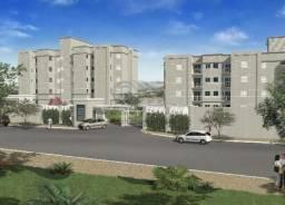 Apartamento à venda com 2 dormitórios em Colina verde, Jaboticabal cod:V2176