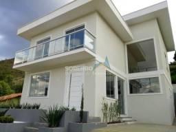 Casa 4 quartos (1 suíte) em condomínio, vale feliz, albquerque, teresópolis, rj