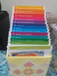 Coleção completa de Receitas Fáceis e Rápidas