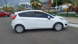 Oportunidade! New Fiesta#Completo + Ar condicionado digital - 2016