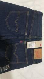 Calça masculina Levis modelo 505 nova