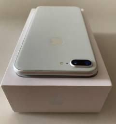 Iphone 8 Plus Silver 64 gb ! Impecável !