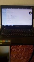 Notebook 6 GB, aceito troca
