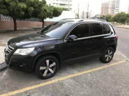 Tiguan 2010 Automático 4x4 Extra - 2010