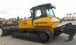 Trator de Esteiras D150B New Holland