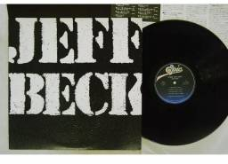 Jeff Beck - There and Back - LP Vinil - Japonês