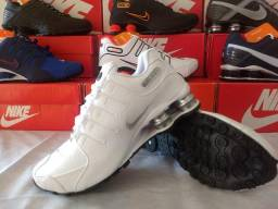 Tênis Nike Shox Branco 35 ao 43