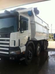 Scania p124 400 8x4 - 2002