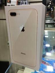 Vendo iPhone 8 Plus 64gigas NOVO!!!