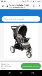 Preço a combinar Vendo carrinho de bebê