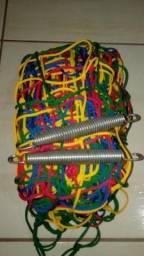 Rede de proteção para cama elastica ( pula pula)